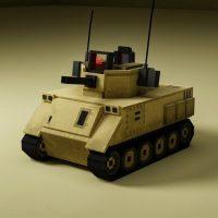 Tank Mod for Minecraft PE