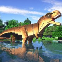 ARK Mod for Minecraft PE