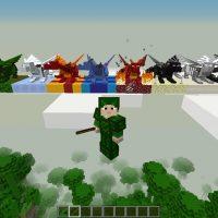 Dragon Mounts 2 Mod for Minecraft PE