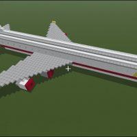 Airplane Mod for Minecraft PE