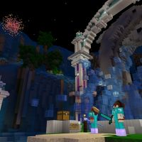 Block Hunt Map for Minecraft PE
