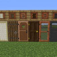 Door Mod for Minecraft PE