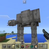 Star Wars Texture Pack for Minecraft PE