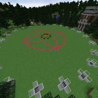 Hunger Games Map for Minecraft PE