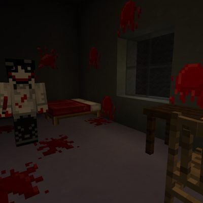 Creepypasta Mod for Minecraft PE