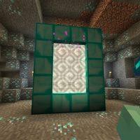 Diamond Portal Mod for Minecraft PE