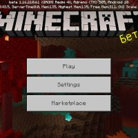 Minecraft PE 1.16.210.61