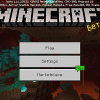 Minecraft PE 1.16.230.52