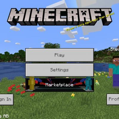 Minecraft PE 1.14.60