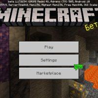 Minecraft PE 1.17.0.54
