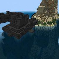 Subnautica map for Minecraft PE