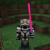 Lightsaber Mod for Minecraft PE