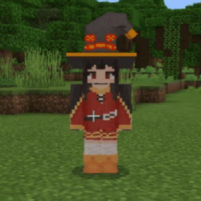 Waifus Mod for Minecraft PE