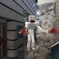 SCP mod for Minecraft PE