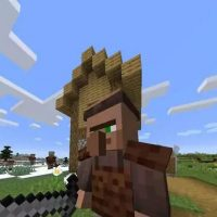 Shapeshifter mod for Minecraft PE
