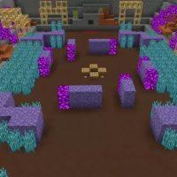 Brawl Stars map for Minecraft PE