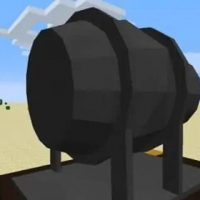 Nuke mod for Minecraft PE