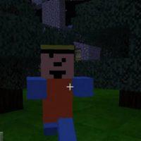 Baldi Basics map for Minecraft PE