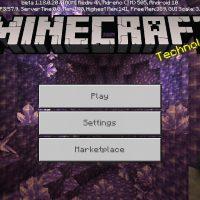 Minecraft PE 1.18.0.20